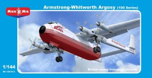 MIKROMIR 144013 - 1:144 Armstrong-Whitworth Argosy (100 series)