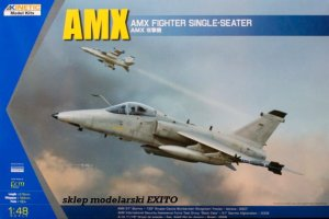 KINETIC 48026 - 1:48 AMX Fighter Single-Seater