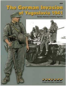 CONCORD 6526 - The German Invasion of Yugoslavia 1941