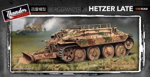 THUNDER MODEL 35101 - 1:35 Bergepanzer 38 Hetzer Late