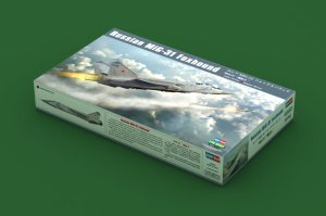 HOBBY BOSS 81753 - 1:48 Russian MiG-31 Foxhound