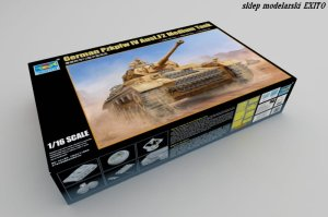 TRUMPETER 00919 - 1:16 German Pzkpfw IV Ausf.F2 Medium Tank