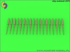 MASTER 48-112 - 1:48 Static dischargers for F-16 (16pcs+2spare)