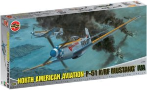 AIRFIX 14003 - 1:24 North American Mustang P-51 K