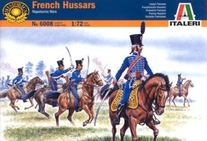 ITALERI 6008 - 1:72 French Hussars