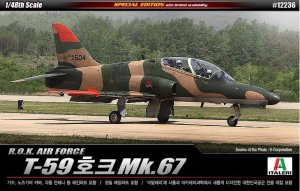 ACADEMY 12236 - 1:48 R.O.K. Air Force T-59 Hawk Mk.67