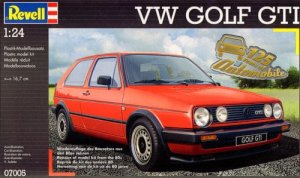 REVELL 07005 - 1:24 VW Golf GTI