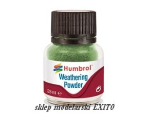 HUMBROL AV0005 - Pigment Weathering Powder Chrome Oxide Green  28 ml