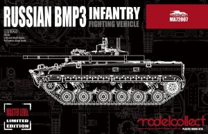 MODELCOLLECT MA72007 - 1:72 Russian BMP-3