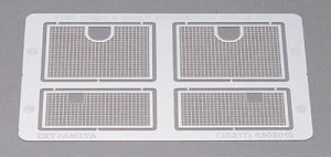 TAMIYA 35217 - 1:35 Tiger I Early Production Grille Set