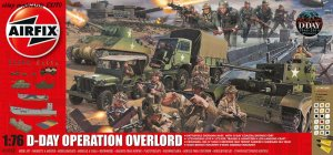 AIRFIX 50162 - 1:72 D-Day Operation Overlord Gift Set