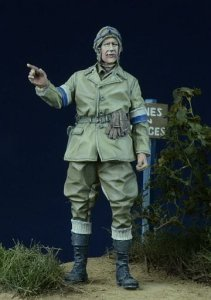 D-DAY MINIATURE 35010 - 1:35 British Despatch Rider 1942-45