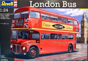 REVELL 07651 - 1:24 London Bus