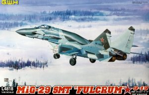 GREAT WALL HOBBY 4818 - 1:48 MiG-29 SMT Fulcrum 9-19