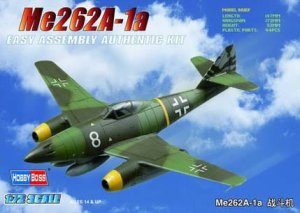 HOBBY BOSS 80249 - 1:72 Germany Me262A-2a Fighter