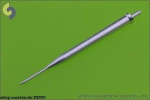 MASTER AM-24-007 - 1:24 Harrier GR.3 / T.4 - Pitot Tube & Angle Of Attack probe