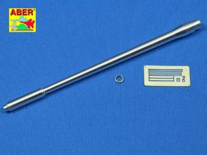 ABER 35L-007  - 1:35 Russian D-10T 100mm tank barrel for T-55