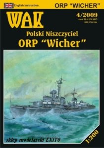 WAK 0904 - 1:200 ORP Wicher
