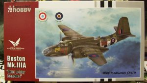 SPECIAL HOBBY 72287 - 1:72 Boston Mk.IIIA - Over D-Day Beaches