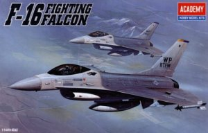 ACADEMY 12610 - 1:144 F16 Fighting Falcon