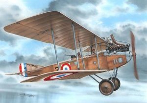 SPECIAL HOBBY 48113 - 1:48 Albatros C.III Captured and foreign service