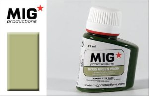 MIG P305 - Moss Green Wash