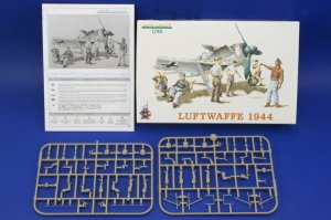 EDUARD 8512 - 1:48 Luftwaffe Fighter Crew 1944