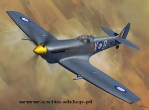 SWORD 72068 - 1:72 Spitfire Mk.XVIe in international services