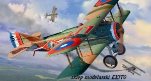 REVELL 04730 - 1:28 SPAD XIII