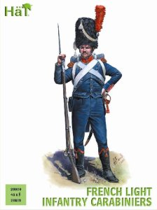 HAT 28009 - 28 mm - French Light Infantry Carabiniers