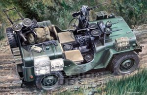 ITALERI 0320 - 1:35 Commando Car