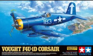 TAMIYA 60327 - 1:32 Vought F4U-1D Corsair