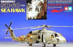 TAMIYA 60706 - 1:72 Sikorsky SH-60 Sea Hawk