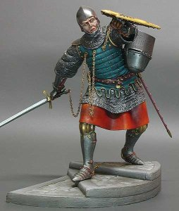 M-MODEL 12001 - 120 mm - German Knight c.1380