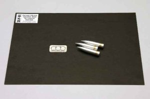 ABER 35P01  - 1:35 Ammunition 280 mm typ 39/42 do Leopold Rail Gun