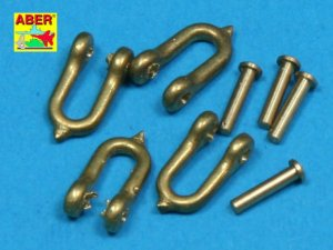 ABER R-11  - 1:35 Early model shackle for Pzkpfw.VI Tiger Ausf.B