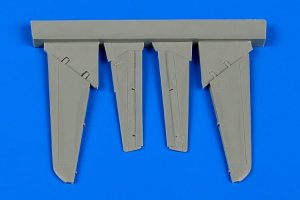 AIRES 7322 - 1:72 MiG-15 control surfaces