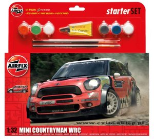AIRFIX 55304 - 1:32 Mini Countryman WRC