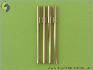 MASTER AM-32-007 - 1:32 Japanese Type 99 20mm Mark 2 gun barrels (4pcs)