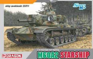 DRAGON 3562 - 1:35 M60A2 Starship
