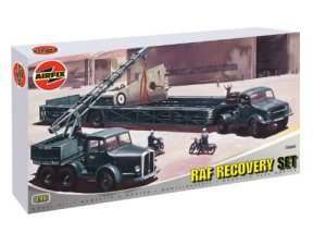 AIRFIX 03305 - 1:76 Airfield Recovery Set