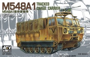 AFV CLUB 35003 - 1:35 M548A1 Tracked Cargo Carrier