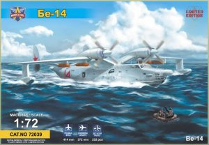 MODELSVIT 72039 - 1:72 Be-14 Flying Boat