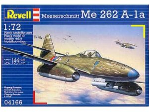 REVELL 04166 - 1:72 Me 262 A1a
