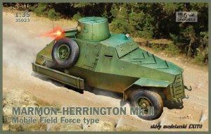 IBG 35023 - 1:35 Marmon-Herrington Mk.II  Mobile Field Force type