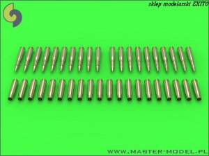 "MASTER GM-35-003 - 1:35 ZU-23-2 ""Sergey"" ammunition - shells (20pcs) and two types of rounds (10pcs of each type)"