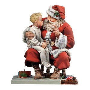 ANDREA MINIATURES WY14 - 1:32 Santas Advice