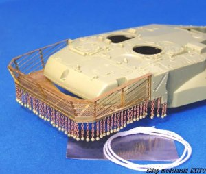 LEGEND LF1055 - 1:35 IDF Merkava MKII Turret Basket set (for Academy)