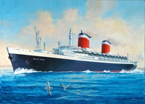REVELL 05146 - 1:600 SS United States