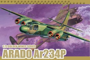 DRAGON 5026 - 1:72 Arado Ar234P